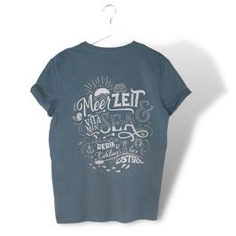 Shirt - Meerzeit Citadel Blue