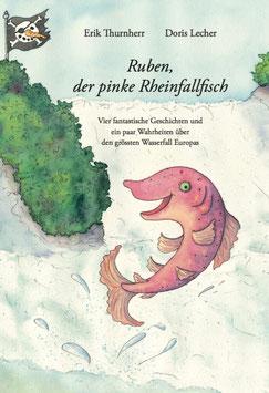 Ruben, der pinke Rheinfallfisch