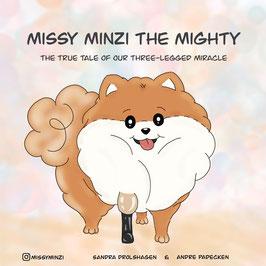 Children's Book - MISSY MINZI THE MIGHTY