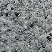 Schwarz/Weiß (Naturkorn)/Grau