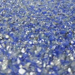 Eisblau/Blau