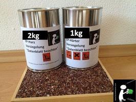 2K-EP Versiegelung / Porenfüller 3000g