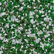 Weiß(Naturkorn)/Moosgrün/Grasgrün