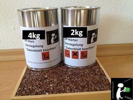 2K-EP Versiegelung / Porenfüller 6000g
