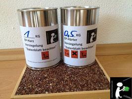 2K-EP Versiegelung / Porenfüller 1500g