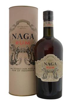 NAGA Double Wood Aged Rum