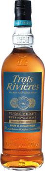 TROIS RIVEèRE Rhum Ambré Agricole - Finish Whisky Futs Single Malt