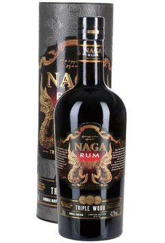 NAGA Pearl of Jakarta Triple Wood Aged Rum
