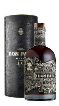 DON PAPA Rum  10 YO