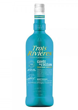 TROIS RIVEèRE Cuvée de l'Océan Rhum Blanc Agricole