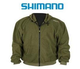 Shimano Tribal Fleece Jacke grösse L