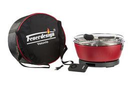 Feuerdesign Grill Vesuvio Set