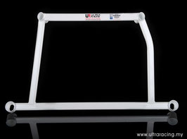 Ultra Racing E36 BMW 4pt Front Lower Brace - Suits the 328 Model