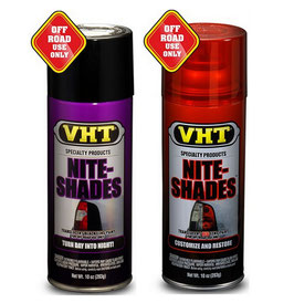 VHT NITE-SHADES™ NZ - Black & Red Available