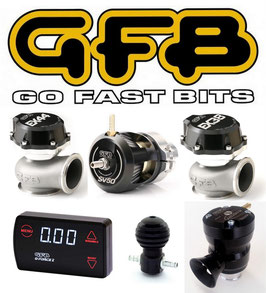 GFB Wastegate - GFB BOV - GFB Boost Controller - Save Money & Buy as a Combo Package