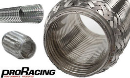 PRO Racing Exhaust Flexi Joints- Exhaust Bellow Pipes - Motorsport Quality