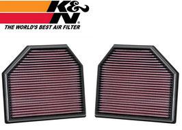 K&N 33-2488 BMW M3, M4, M5, M6 Replacement Panel Filter