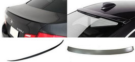 BMW Boot Spoilers & Roof Spoilers