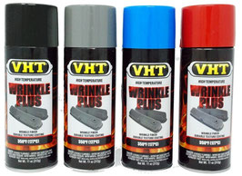 VHT WRINKLE PLUS™ COATINGS NZ