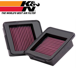 K&N 33-2413 Nissan Skyline GTR R35 Replacement Panel Filter