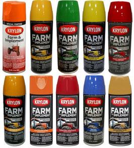 KRYLON FARM & IMPLEMENT PAINTS