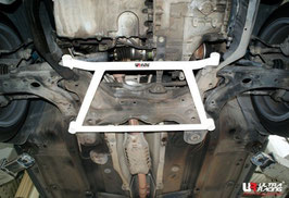 Volkswagon Mk4 Golf Front Lower Brace (4 Point)