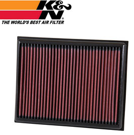 K&N 33-3059 Nissan, Mercedes-Benz Replacement Panel Filter
