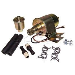 Fuelmiser Low Pressure Inline Fuel Pump 2-5psi - Low Pressure High Flow
