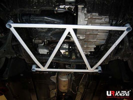 Honda Stream EP3 Front Lower Brace (4 Point)