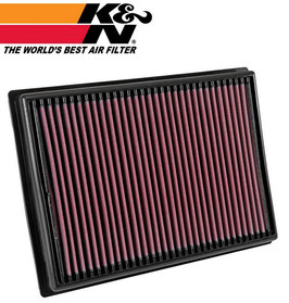 K&N 33-3045 Toyota Hulux, Fortuner Replacement Panel Filter
