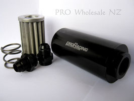 Inline Fuel Filter - PRO Racing High Flow