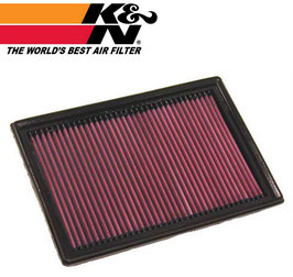 K&N 33-2293 Mazda 3, 5, Axela, Premacy Replacement Panel Filter