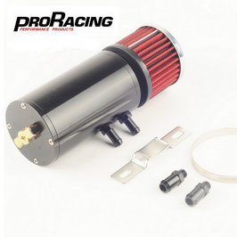 PRO Racing 500ml Oil Catch Can / Breather Tank Baffled