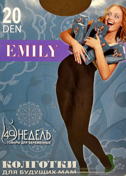 "Колготки ""EMILY"" 20"