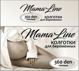 "Колготки ""MamaLine"" 360"