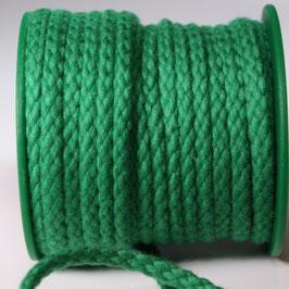 Baumwollkordel 5,3mm grasgrün