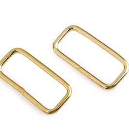 Durchzug 30mm Gold hell