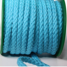 Baumwollkordel 5,3mm kalifornienblau