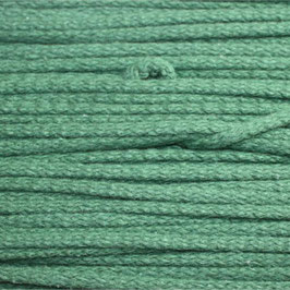 Baumwollkordel 4mm grün