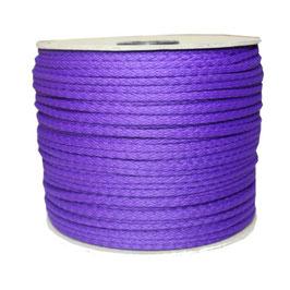 PE-Kordel 4mm violett (de luxe)