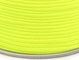 02 PE-Schnur 4mm neon-gelb