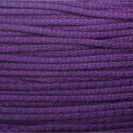 Baumwollkordel 4mm dunkel-violett
