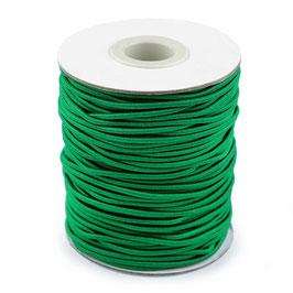 Gummikordel 2,0mm grün