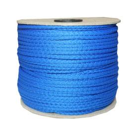 PE-Kordel 4mm blau (de luxe)