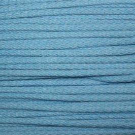 Baumwollkordel 4mm hellblau