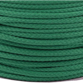 24 PE-Schnur 4mm kelly green