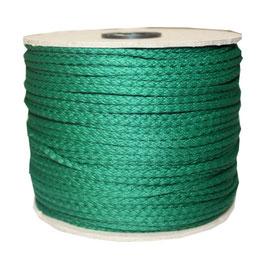 PE-Kordel 4mm grün (de luxe)