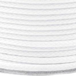 01 PE-Schnur 4mm weiß