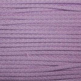 Baumwollkordel 4mm hell-violett