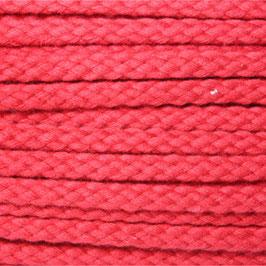 Baumwollkordel 5,3mm mittelrosa